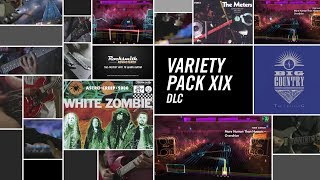 Variety Song Pack XIX ? Rocksmith 2014 Edition Remastered DLC