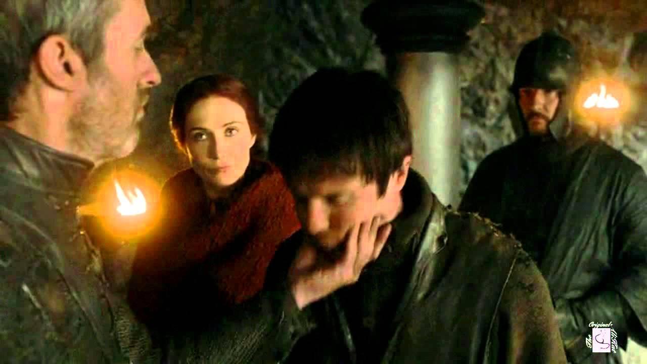 Game Of Thrones Arya Stark Amp Gendry Waters Demons YouTube