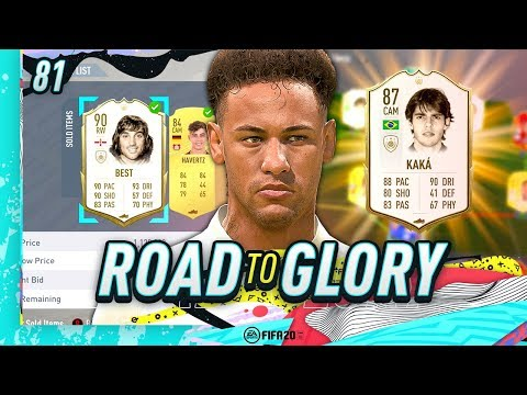 FIFA 20 ROAD TO GLORY #81 - I KNEW INSTANTLY…