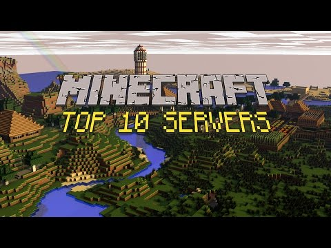 [2014] TOP 10 Minecraft Server Reviews: 1.9 Cracked [NO HAMACHI] 24/7 No whitelist Survival