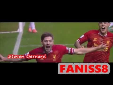 Steven Gerrard Top 10 free kicks