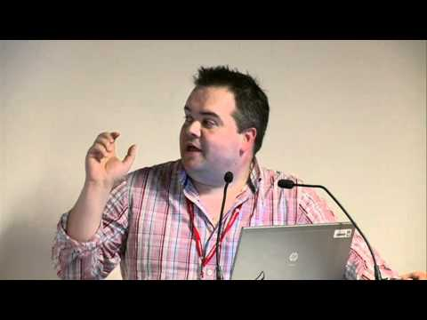Steve McDonald, Save the Children on East Africa Food Crisis- Community Tuesday session @ NAB Part 3