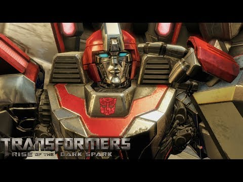 Transformers: Rise of the Dark Spark (PC)   Autobots Chapter 8 - A Desperate Plan