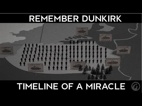 Remember Dunkirk Timeline Of A Miracle