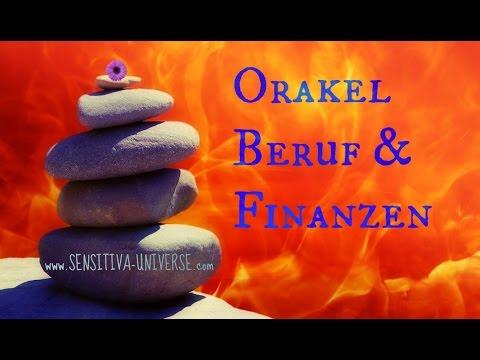 Das SENSITIVA UNIVERSE® Orakel Beruf & Finanzen | Was erwartet Dich im Beruf? ♥