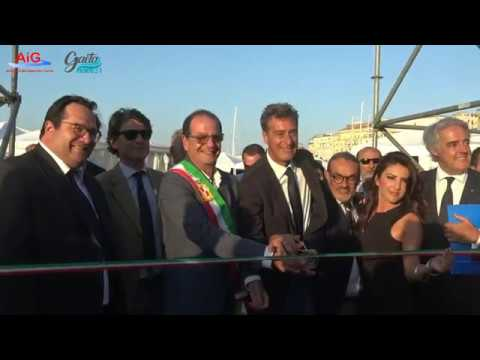 INAUGURAZIONE FASHION & YACHT DESIGN EXPÒ
