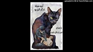 داستان صوتی گربه سیاه نوشته ادگار آلن پو