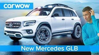 New Mercedes GLB SUV 2020 - cooler than a Range Rover Evoque?