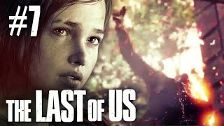 THE LAST OF US: Remastered Ps4 #7 no HARD!