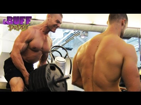How-To Build Your Back into a Muscle Shield - Buff Dudes