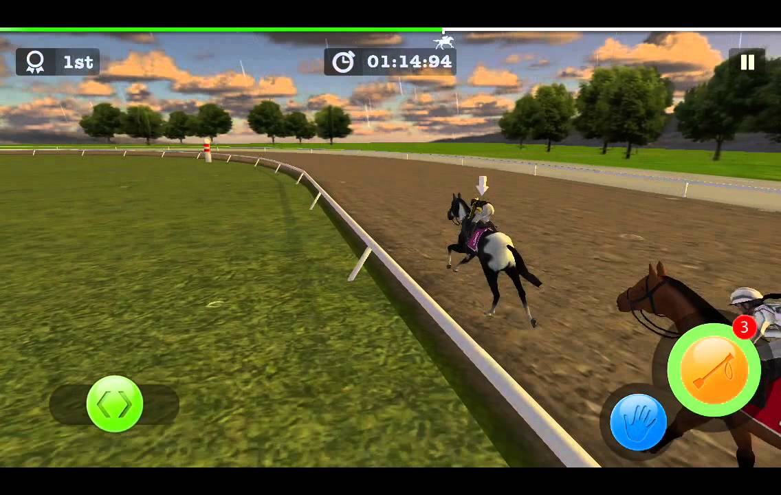 Derby Quest Horse Racing Game