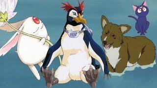 Top Ten Animal Sidekicks in Anime