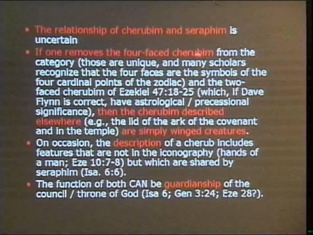 Anunnaki, Watchers, Serpentine Beings & The Netherworld in Ancient Texts - Michael S. Heiser PhD