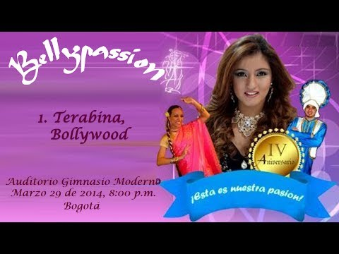 Bellypassion IV Aniversario - 01 Terebina Bollywood mp4