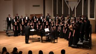 The Ground by Ola Gjeilo - Heritage Concert Choir