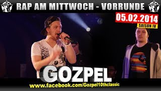 RAP AM MITTWOCH: 05.02.14 BattleMania Vorrunde (2/4) GERMAN BATTLE