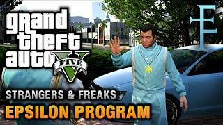 GTA 5 - Epsilon Program [Kifflom! Achievement / Trophy]