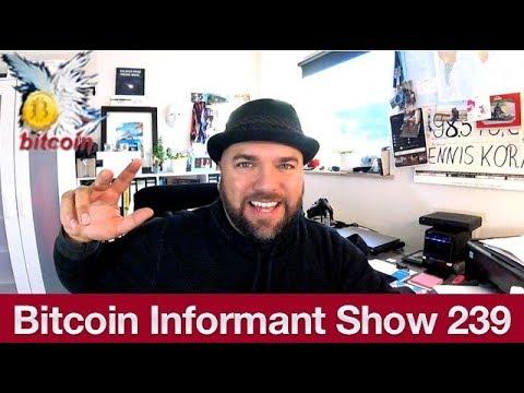 #239 Bitcoin Schneeballsystem, Hodl Bitcoin bis $200.000 & $20 für eine Google Suche (Bitcoin)