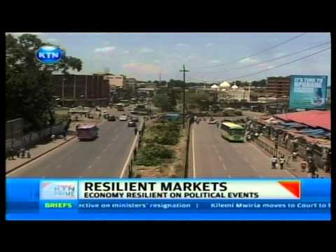 Kenya's economy resilient on political events