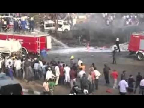 Nigeria Violence Seventy Killed In Abuja Bus Blasts MUST SEE