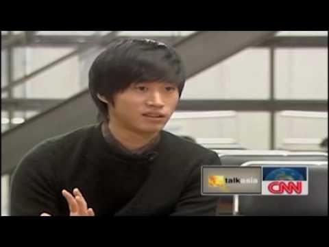 Epik High - CNN Talk Asia (Apr 22, 2010) 1/3