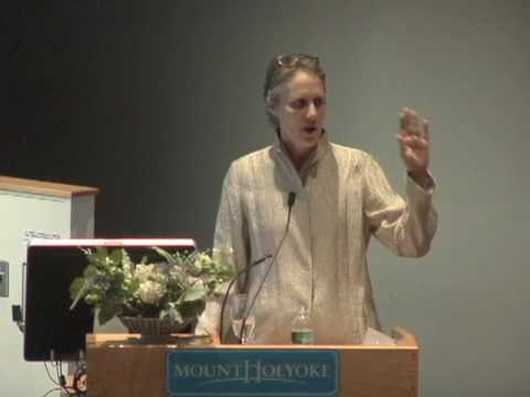 Maddy deLone lectures on the Innocence Project