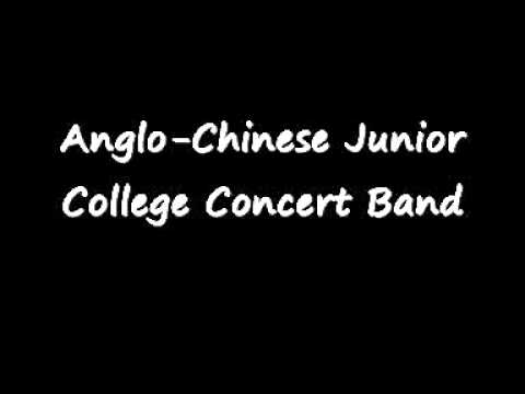 Singapore International Band Festival 2012 - Anglo-Chinese Junior College Concert Band (Open Div)
