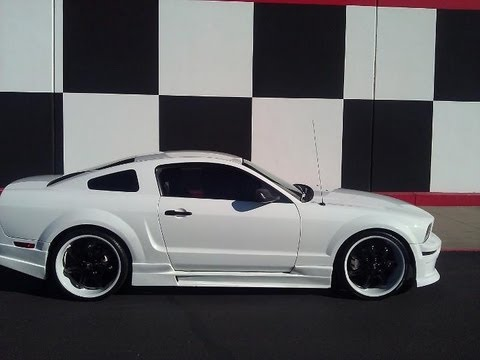 2005 Ford Mustang Easy Custom Tail Lights Youtube