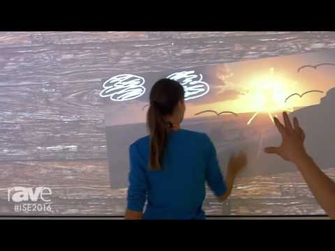 ISE 2016: NEC Display Discusses Interactive Wall Solution
