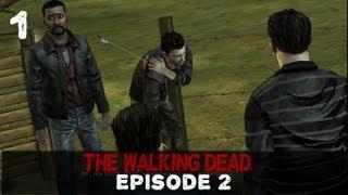 walking dead game season 1 episode 2 brenda