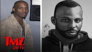 Police Sketch Looks Exactly Like DMX, He Says Its Not Him | TMZ TV