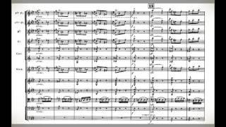 Paul Dukas The Sorcerer 39 S Apprentice Orchestal Score 34 Read Along 34 Slow Version