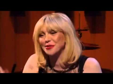 Courtney Love interview Later with Jools Holland