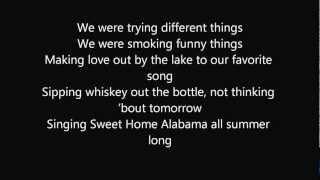 Kid Rock - All Summer Long (LYRICS)