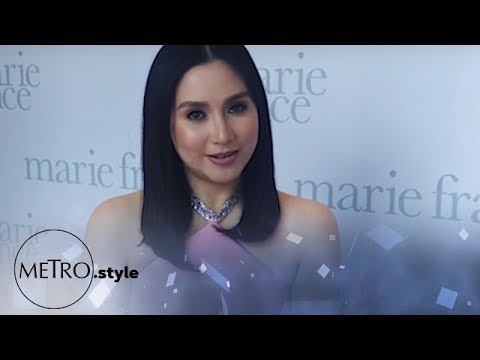 What's In My Bag: Inside Mariel Padilla's Louis Vuitton Baby Bag