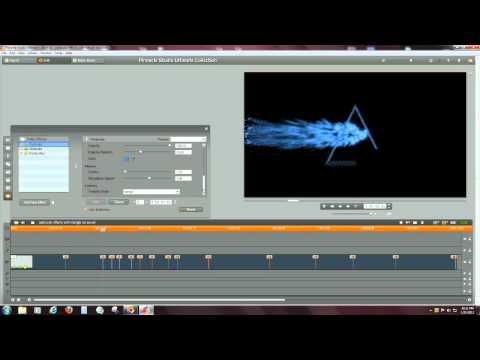 Tutorial for Video Effects Made in Pinnacle Studio 14 HD Ultimate Collection
