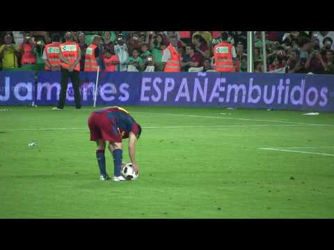 Messi Penalty live (FULL HD)