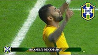 Brasil 4 x 0 Dinamarca GOLS Olimpíada Rio 2016: