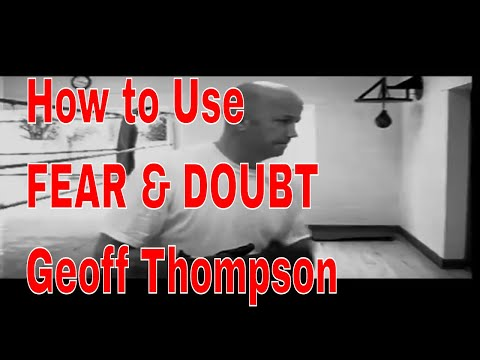 Martial Arts Forge Geoff Thompson Pt2