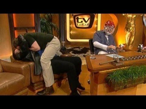 Meat Loaf Knutscht Mit Elton - Tv Total video