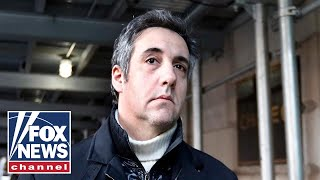'Substantial' prison term recommended for Michael Cohen