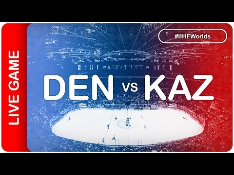 Denmark vs Kazakhstan   Game 49    #IIHFWorlds 2016