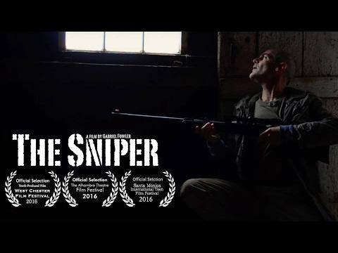 The Sniper - A Short Film by Gabriel Fowler (2015)