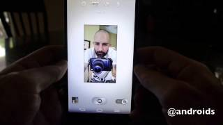 LG G Pro 2: Flash for Selfie