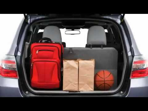 2008 Toyota Highlander Hybrid Video