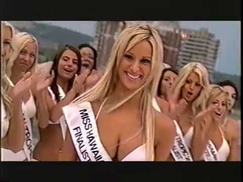 Dans l'univers miss Hawaiian tropic 2006