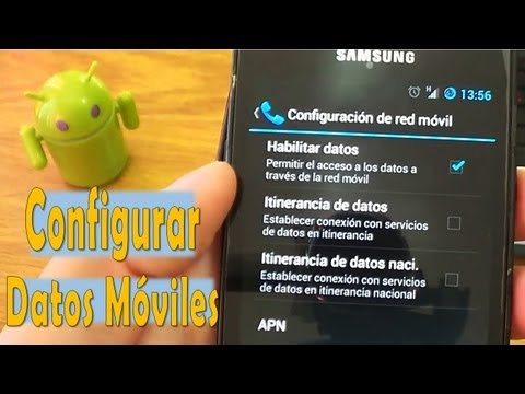 Solución problema acceso a Internet (conexión 3G) Datos Móviles - Dispositivos Android