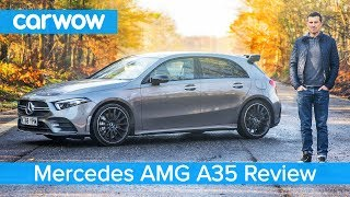 Mercedes-AMG A35 2019 review - is this hot hatch really worth £35,000?
