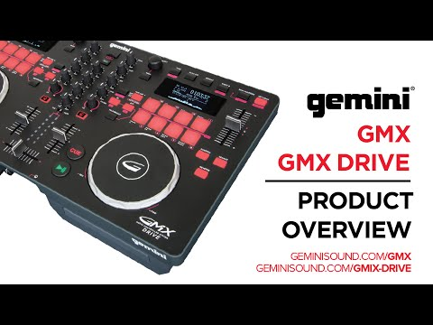 Gemini GMX and GMX Drive - Product Overview