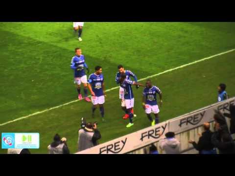 RCSA - Boulogne-sur-Mer (2-0) : le résumé l RC Strasbourg Alsace